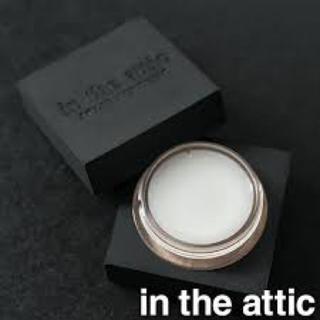 インジアティック(in the attic)の 【新品】in the attic ソリッドパフューム 練り香水 / (香水(男性用))