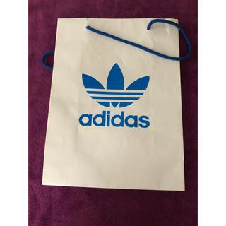 アディダス(adidas)のadidas ショップバッグ(ショップ袋)