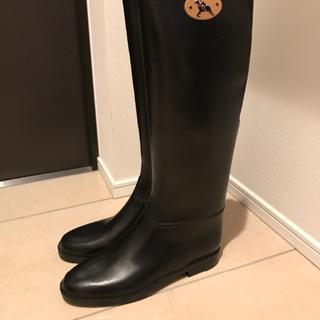 ダフナブーツ(Dafna Boots)のなのはママさま専用✨Dafnaダフナ レインブーツ美品25㎝✨(レインブーツ/長靴)