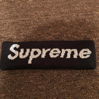 シュプリーム(Supreme)のSupreme New Era Reflective Logo ヘアバンド(その他)