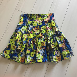 マーキュリーデュオ(MERCURYDUO)のハイウエストスカート(ミニスカート)