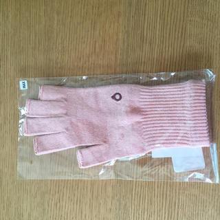 MUJI (無印良品) - 841ヤヨイ  シルク冷えとり手袋  新品