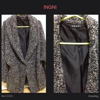イング(INGNI)のイング♡ジャケット(モッズコート)
