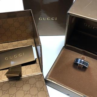 グッチ(Gucci)の【GUCCI】アイコンリング(リング(指輪))