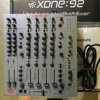 英国製 ALLEN&HEATH XONE92(DJミキサー)