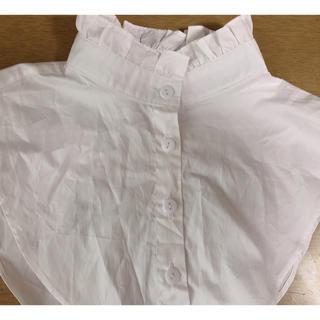 ウィゴー(WEGO)のつけ襟 WEGO ホワイト 白(つけ襟)