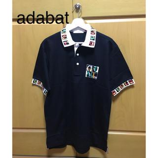 アダバット(adabat)のused adabat アダバット ポロシャツ(ポロシャツ)