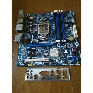 インテレクション(INTELECTION)のIntel® Desktop Board DH67BL MICRO-ATX(PCパーツ)