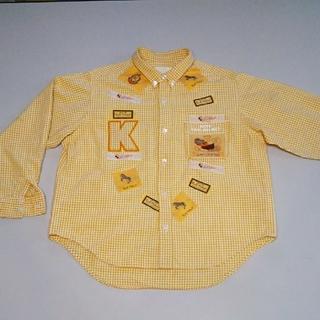 カールヘルム(Karl Helmut)のボタンダウンシャツ  長袖   BOYS KARL HELMUT・ピンクハウス(その他)