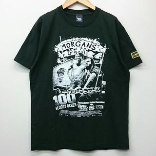 ハードコアチョコレート(HARDCORE CHOCOLATE)のハードコアチョコレート モーガン・ブラザーズ Tシャツ M(Tシャツ/カットソー(半袖/袖なし))