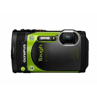 オリンパス(OLYMPUS)の大好評のほぼ新品 ★ ほぼ新品 オリンパス TG870 ★(コンパクトデジタルカメラ)