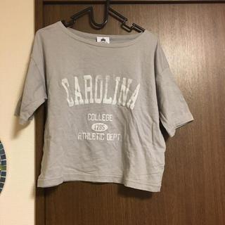 ノンブルアンベール(nombre impair)のロゴTシャツ♡(Tシャツ(半袖/袖なし))