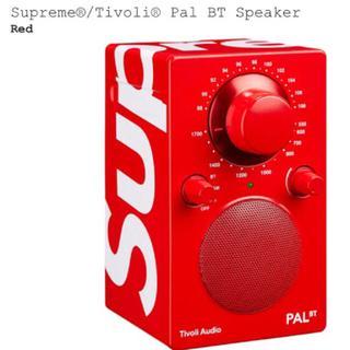 シュプリーム(Supreme)の新品 supreme tivoli pal bt speaker(スピーカー)