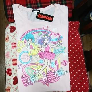 バンダイ(BANDAI)のクリィミーマミのTシャツ S(Tシャツ(半袖/袖なし))