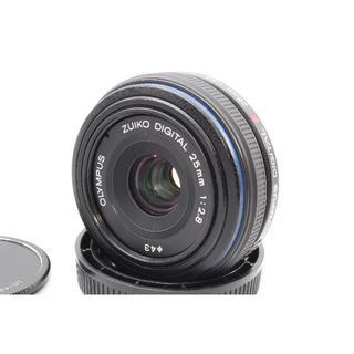 オリンパス(OLYMPUS)の☆さだ様専用☆ZUIKO DIGITAL 25mm F2.8(レンズ(単焦点))