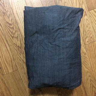 ムジルシリョウヒン(MUJI (無印良品))の無印 ボックスシーツ ダブル (シーツ/カバー)