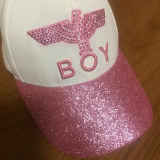 ボーイロンドン(Boy London)のBOY LONDON キャップ レディース(キャップ)
