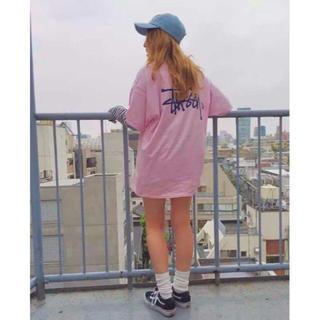 ステューシー(STUSSY)のSTUSSYTシャツ 男女兼用(Tシャツ(半袖/袖なし))