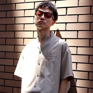 アンユーズド(UNUSED)のKONYA スタンドカラーシャツ 18SS(シャツ)