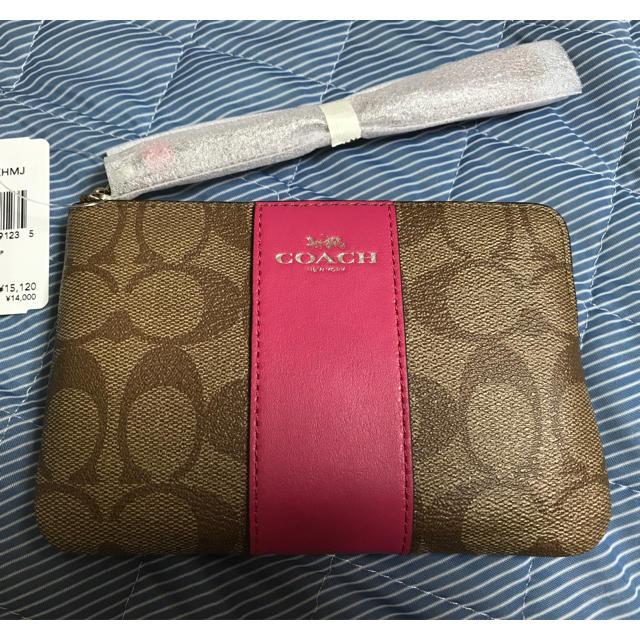 6b5786294665 COACH(コーチ)のcoach 本物 コーチ コインケース カードケース 財布 レディースのファッション