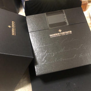 ヴァシュロンコンスタンタン(VACHERON CONSTANTIN)の新品!ヴァシュロンコンスタンタン 空箱(腕時計(アナログ))