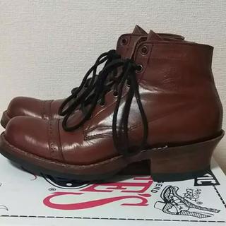 ウエスコ(Wesco)のホワイツ セミドレス 8ハーフ(ブーツ)