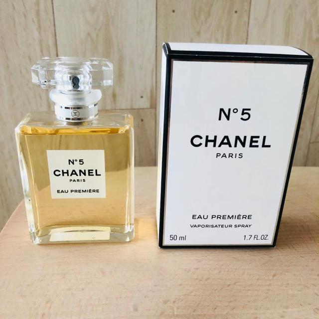 new product 8e811 9a3f2 ♡シャネル香水No.5 オープルミエール   フリマアプリ ラクマ