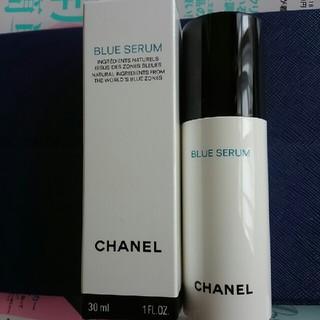 シャネル(CHANEL)のシャネル人気の美容液ブルーセラム(美容液)