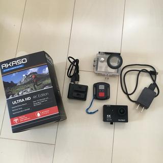ゴープロ(GoPro)のAKASO アクションカメラ 4K(コンパクトデジタルカメラ)