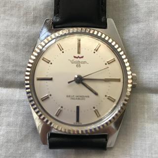 ウォルサム(Waltham)のWaltham65(腕時計(アナログ))