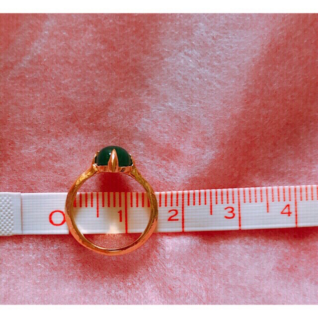 OPENING CEREMONY(オープニングセレモニー)のMAIDEN ピンキーリング   最終お値下げ販売終了まであと3日です レディースのアクセサリー(リング(指輪))の商品写真