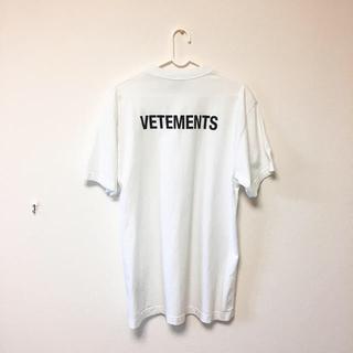 ヴェトモン  スタッフTシャツ(Tシャツ/カットソー(半袖/袖なし))