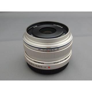オリンパス(OLYMPUS)のオリンパス 17mmF1.8(レンズ(単焦点))