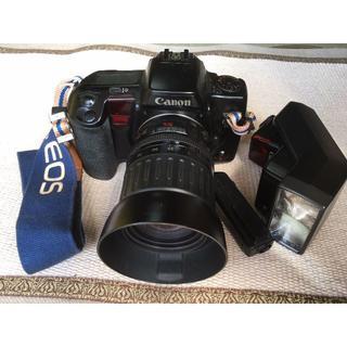 キャントン(Canton)のキャノンEOS10QD EF35-135mm F4-5.6USM ストラップ付(フィルムカメラ)