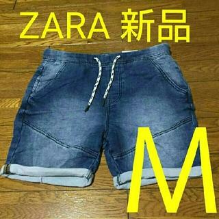 ザラ(ZARA)の傑作!ZARA  デニム風 ショートパンツ(ショートパンツ)