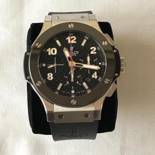 ウブロ(HUBLOT)の腕時計 ウブロ OH済み 美品 ①(腕時計(アナログ))