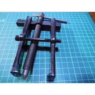 ベアリングプーラー 2爪 6インチ(メンテナンス用品)