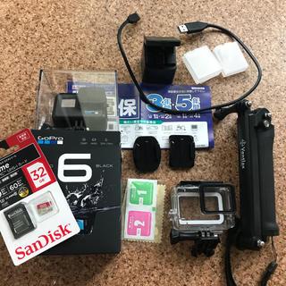 ゴープロ(GoPro)のゴープロ6 (コンパクトデジタルカメラ)