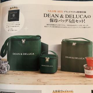 ディーンアンドデルーカ(DEAN & DELUCA)のDEAN&DELUCA 保冷4点セットGLOW 付録のみグロウ (ポーチ)