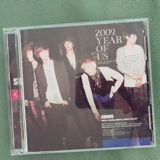 シャイニー(SHINee)のSHINee CD + DVD(K-POP/アジア)
