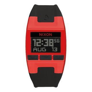 ニクソン(NIXON)の新品★NIXON ニクソン コンプS A336-209 レッド(腕時計(デジタル))