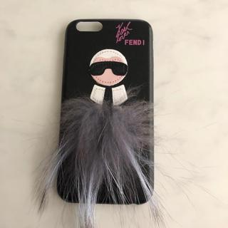 カールラガーフェルド(Karl Lagerfeld)のカールラガーフェルド iPhone6ケース(iPhoneケース)
