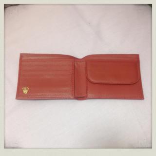 ロレックス(ROLEX)のROLEXのお財布(財布)