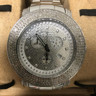アヴァランチ(AVALANCHE)のジョーロデオ Joe Rode Juniorダイヤモンド3.3ct(腕時計(アナログ))