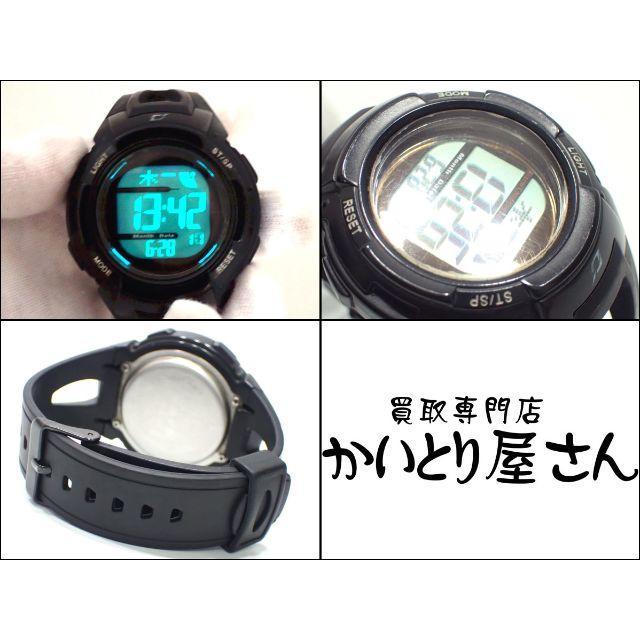 A629 DASH 時計 AD06517 RCSOL15P ジャンク 稼働品 メンズの時計(腕時計(デジタル))の商品写真