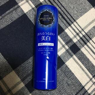 アクアレーベル(AQUALABEL)の【新品未開封】アクアレーベル 化粧水(化粧水/ローション)