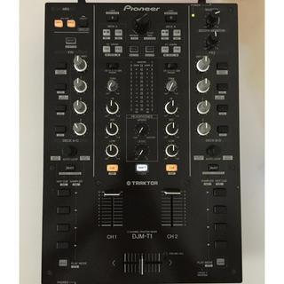 パイオニア(Pioneer)のpioneer djミキサー DJM-T1 美品(DJミキサー)