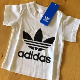 アディダス(adidas)の正規品 アディダス 赤ちゃん用 ベビー半袖Tシャツ(Tシャツ)
