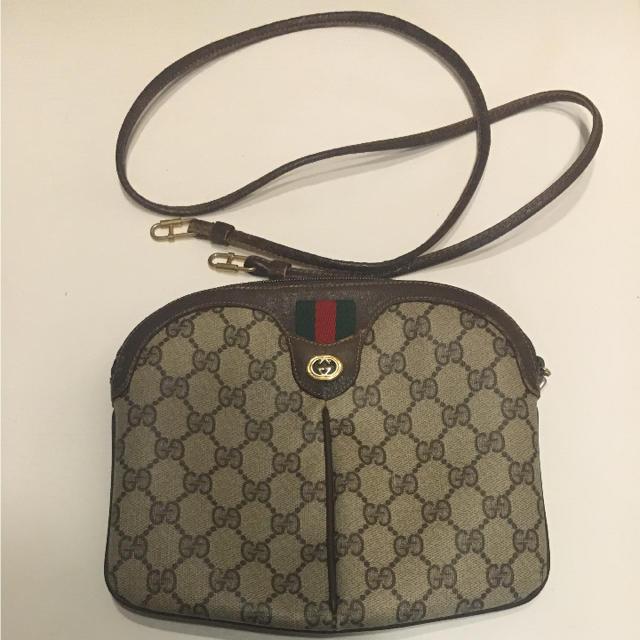 0b968046841c Gucci - GUCCI ポシェット オールドグッチの通販 by Satomi's shop ...