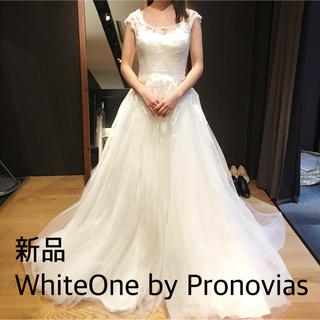 新品WhiteOneウェディング ドレス(ウェディングドレス)